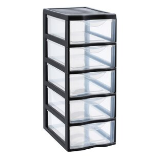 Millard 5 Drawer Filing Cabinet By Rebrilliant