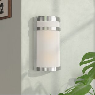 Where buy  Alyce 2-Light Outdoor Bulkhead Light By Zipcode Design