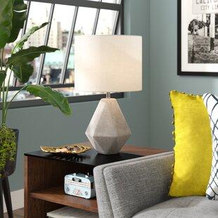 Great Price Fossett 24.25 Table Lamp By Brayden Studio