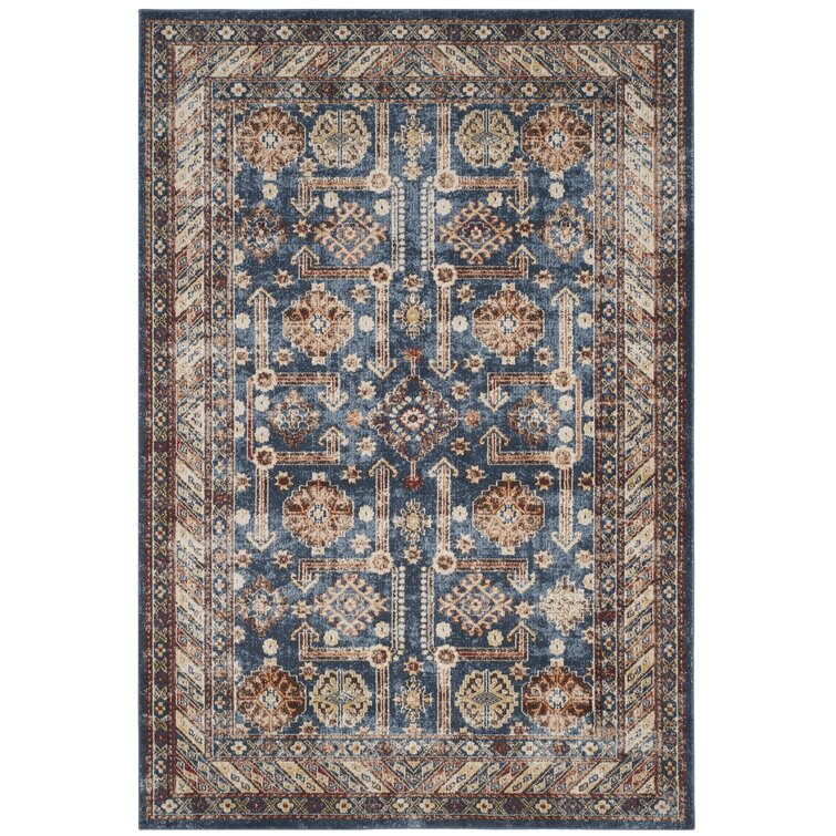 12 best navy and white Area Rug