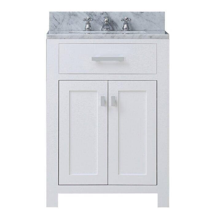 Minnetrista 24 Single Bathroom Vanity Set