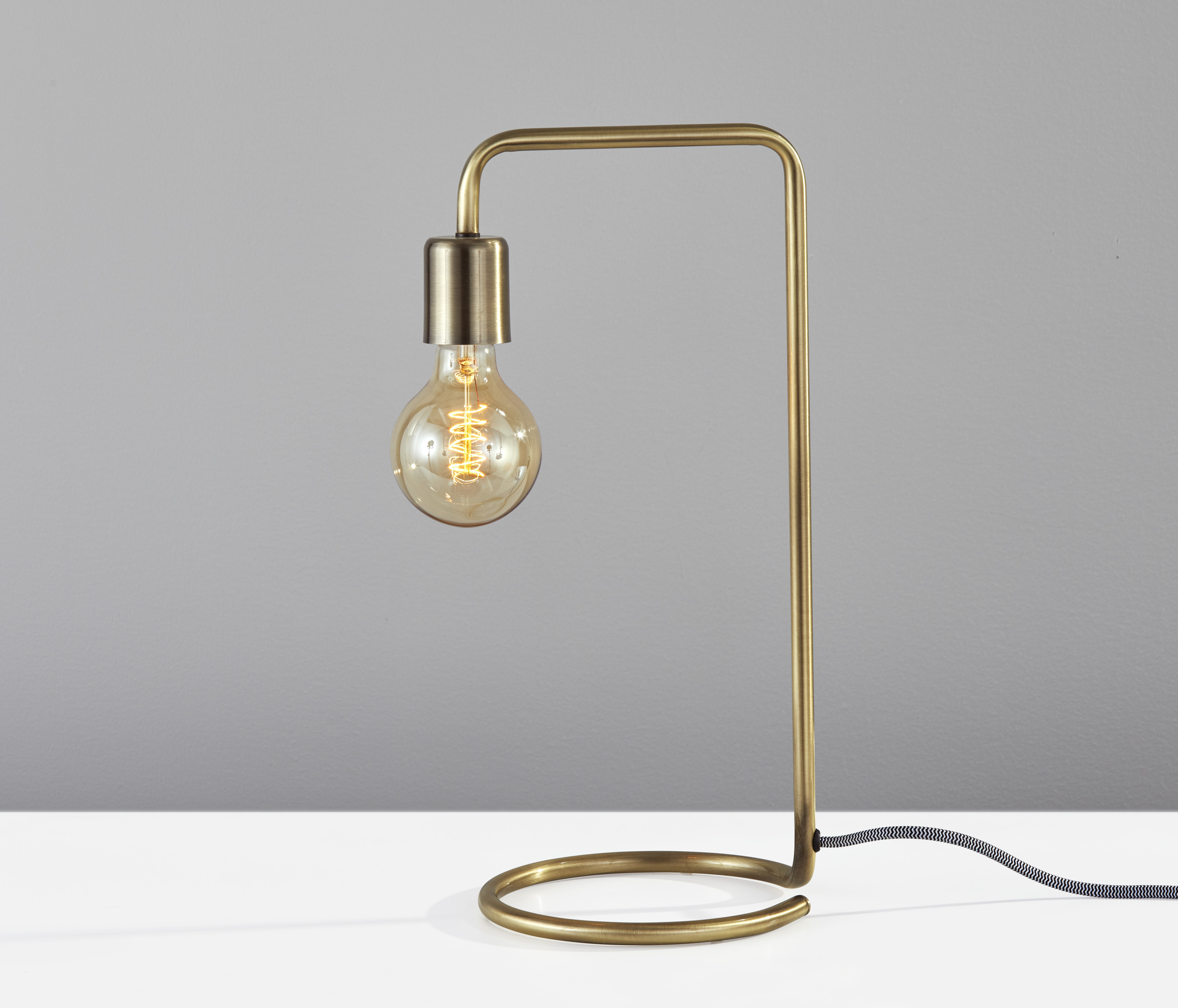 Heisler 17 Arched Table Lamp Allmodern