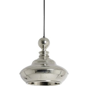 Light & Living Mirella Mirella Round 1-Light Bell Pendant