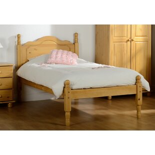 Agade Bed Frame By Alpen Home