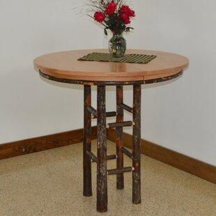 Yorba Hickory Pub Table by Loon Peak