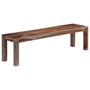 Ursula Wood Bench By Union Rustic