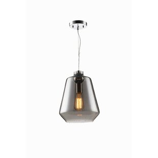 Woodbridge Lighting Sanoma 1-Light Cone Pendant