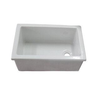Utility 22 75 X 14 Drop In Undermount Service Sink