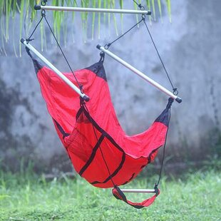 Novica Parachute Nylon Chair Hammock