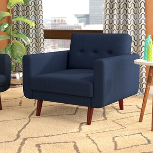 Shop For Nathanael Armchair by Langley Street Reviews (2019) & Buyer's Guide