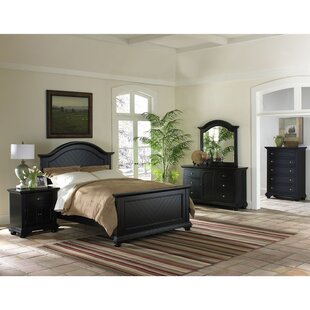Herren Platform 5 Piece Bedroom Set