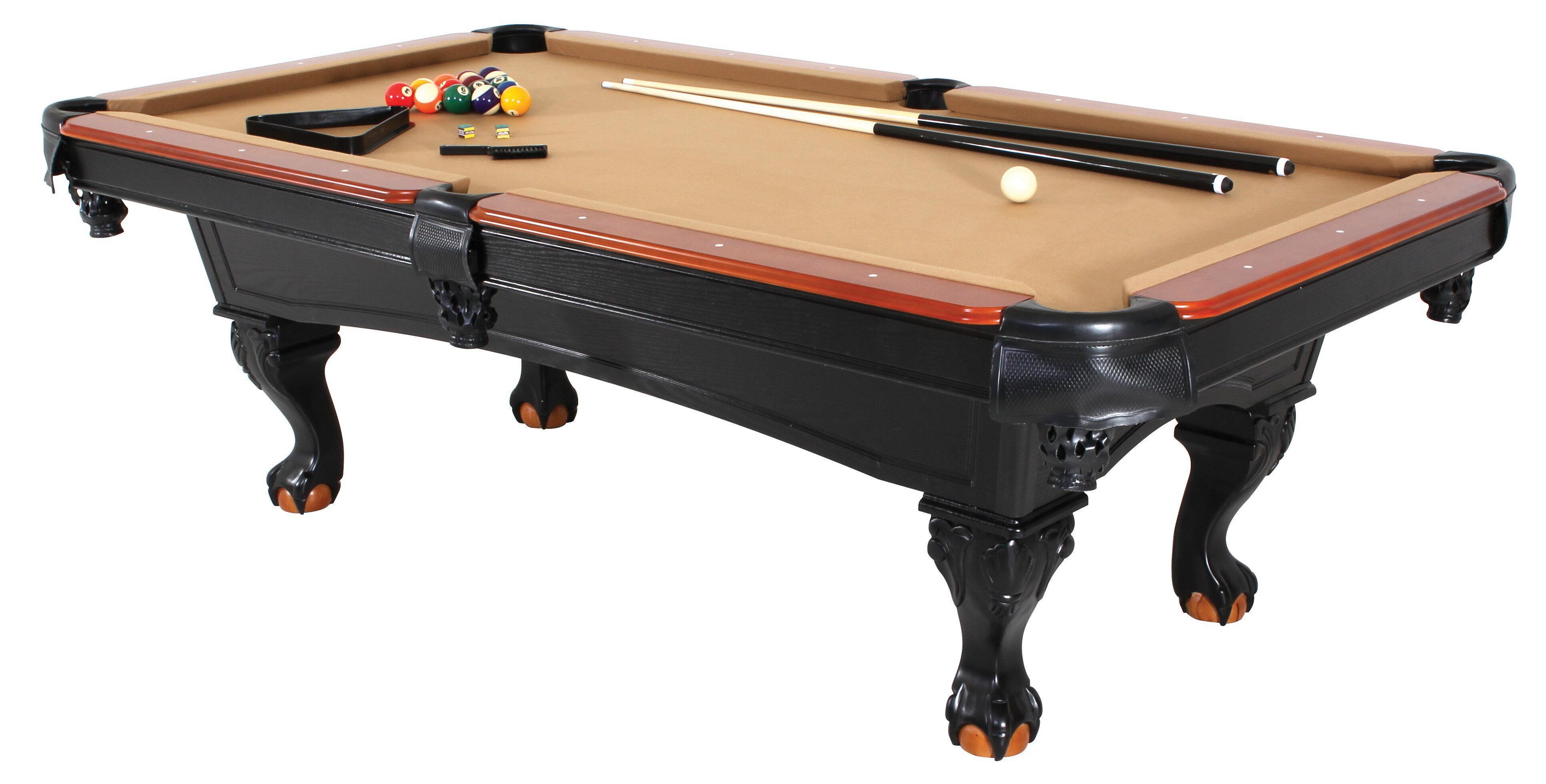 Minnesota Fats Minnesota Flats Covington™ 8' Pool Table & Reviews