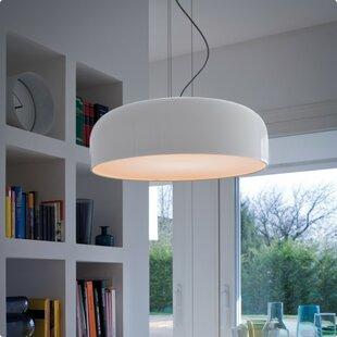 ZANEEN design Mai 2-Light Dome Pendant