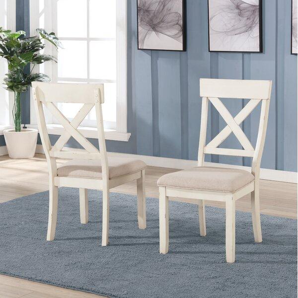 Antique White Kitchen Chairs Wayfair