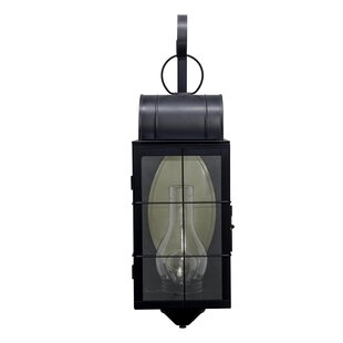 Xzavier Outdoor Wall Lantern