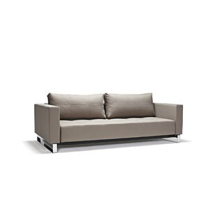 Innovation Living Inc. Cassius Deluxe Excess Sleeper Sofa