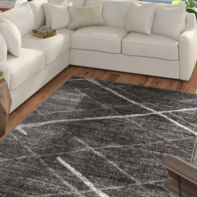 Grey Amp Silver Rugs You Ll Love Wayfair Co Uk