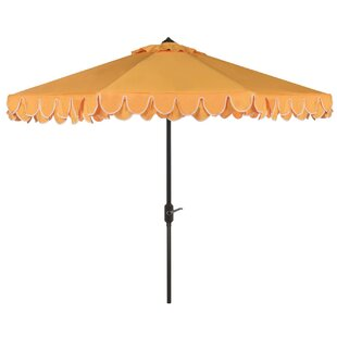 Lark Manor Artrip 9' Drape Umbrella