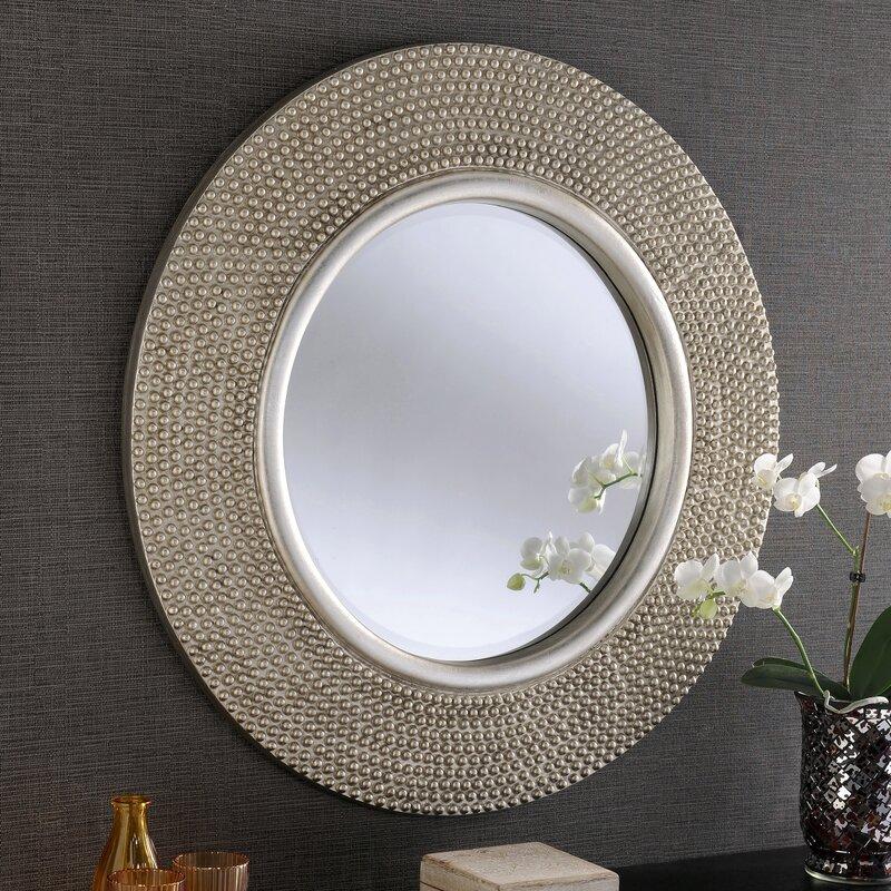 Mercury Row Haar Accent Mirror Amp Reviews Wayfair Co Uk