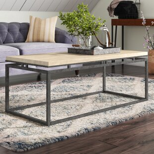 Comparison Columbiaville Coffee Table by Gracie Oaks Reviews (2019) & Buyer's Guide