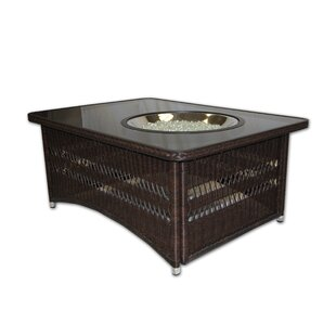 Laforce Coffee Table with Fire Pit Table