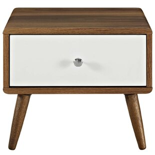 Chien 1 Drawer Nightstand by Corrigan Studio Purchase