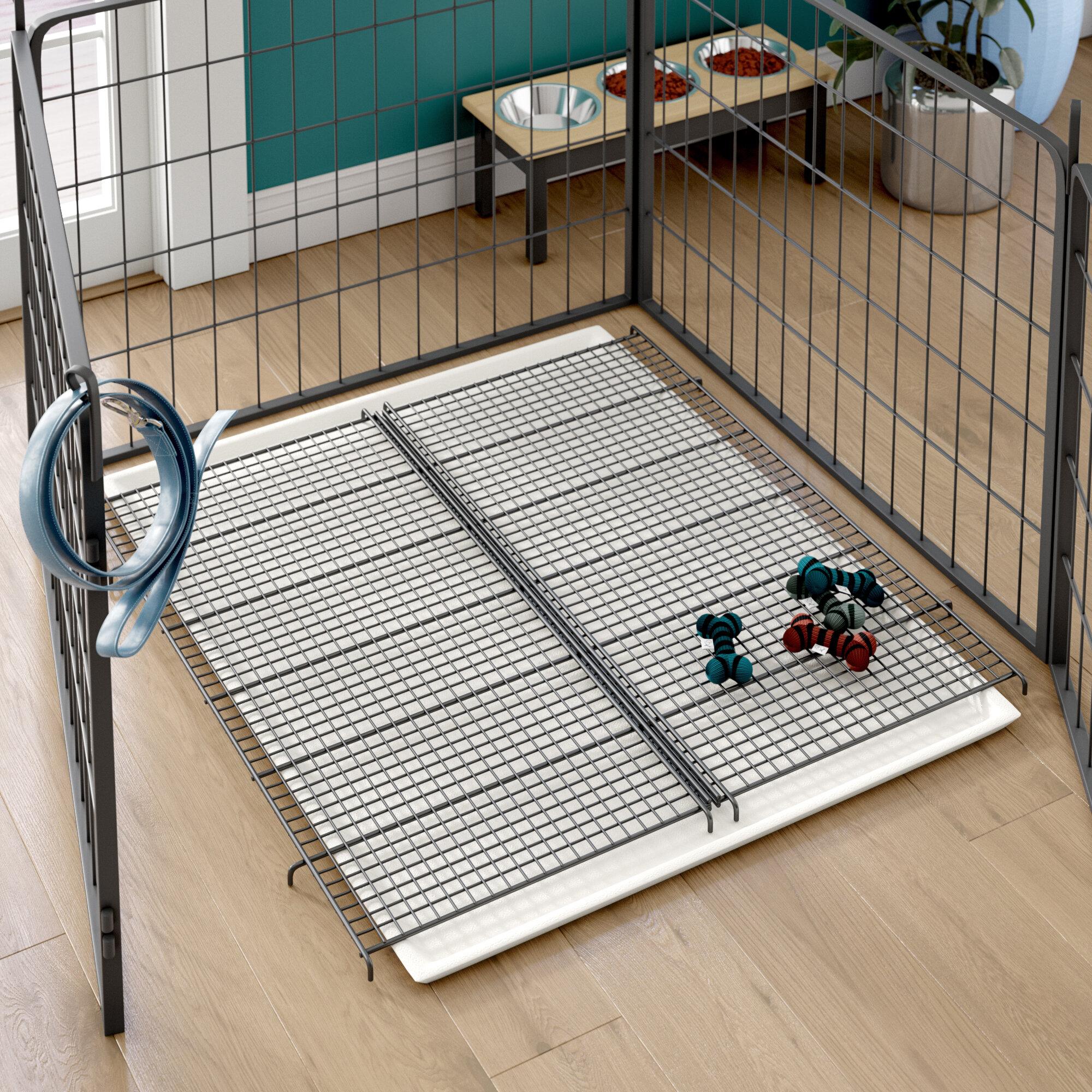 Tucker Murphy Pet Halloran Additional Floor Grid for Puppy Playpen & Reviews | Wayfair
