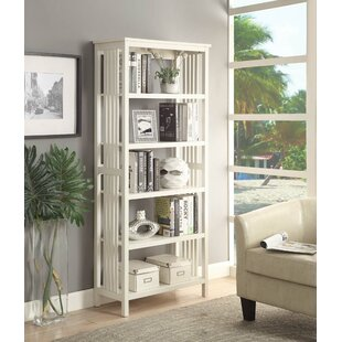Morais Standard Bookcase by Ebern Designs Today Sale Only