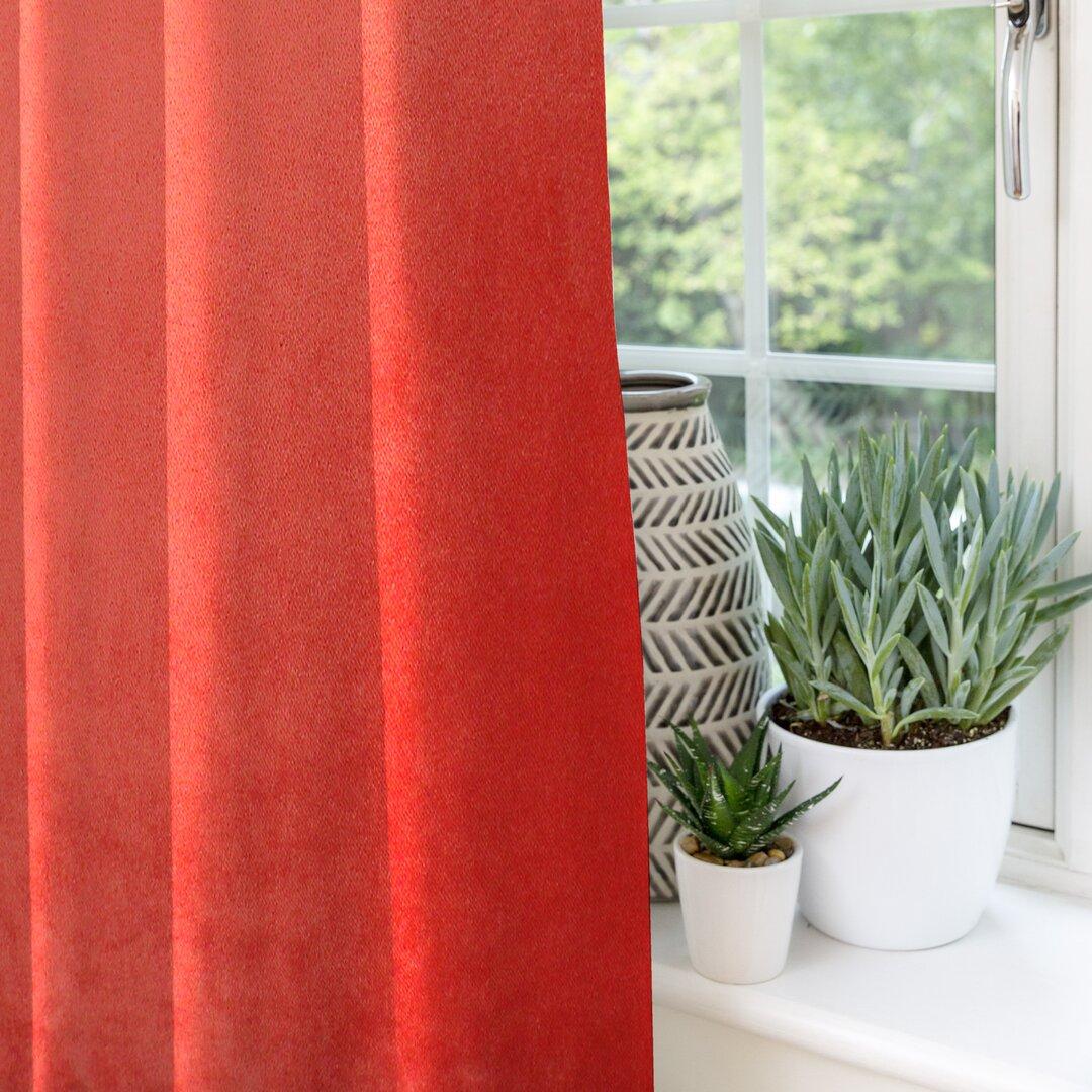 LeLand Pencil Pleat Blackout Thermal Curtains