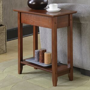 Lucile Flip Top End Table by Winston Porter