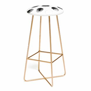 Florent Bodart Twelve Moons 25 Bar Stool East Urban Home