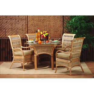 Reviews Dining Table By Spice Islands Wicker