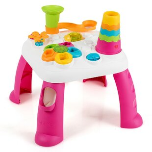 Review Shaver Children's Play Table