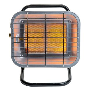15,000 BTU Portable Propane Infrared Utility Heater By Thermablaster