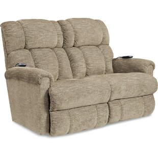 Shop Pinnacle Reclining Loveseat by La-Z-Boy