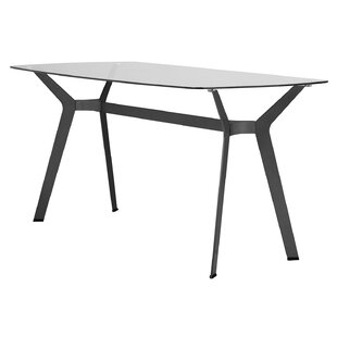 Wrought Studio Strawser Home Archtech Modern Dining Table