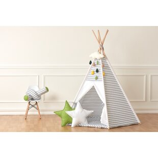 Thick Stripes Play Teepee By KraftKids