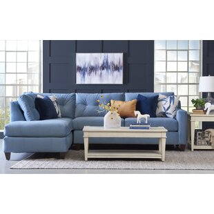 Red Barrel Studio Mirabelle Reversible Sectional