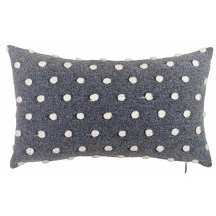 Stamper Polka Dot Lumbar Pillow (Set of 2)