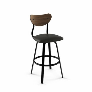 Demko 43 Swivel Bar Stool Brayden Studio