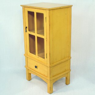 Toney 1 Door Accent Cabinet