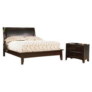 Deeanna California King Platform Configurable Bedroom Set