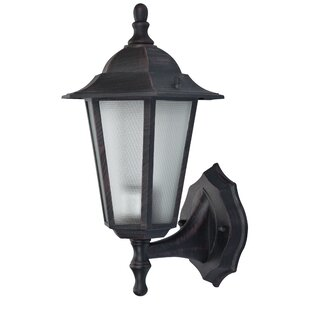 Compare 1-Light Outdoor Sconce By TransGlobe Lighting