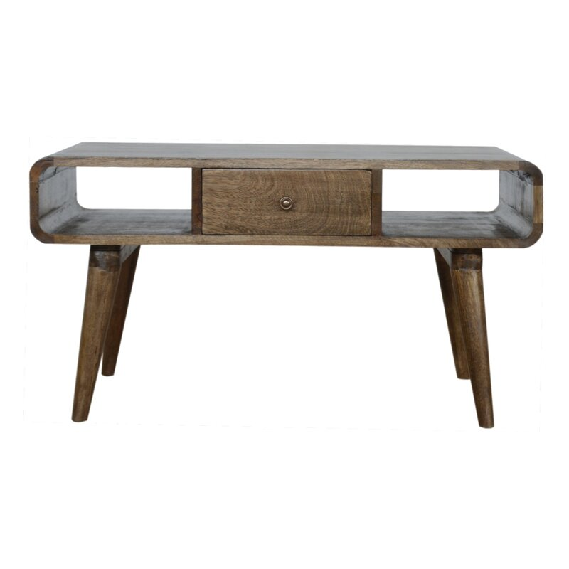 Corrigan Studio Francesca Coffee Table With Storage Wayfair Co Uk