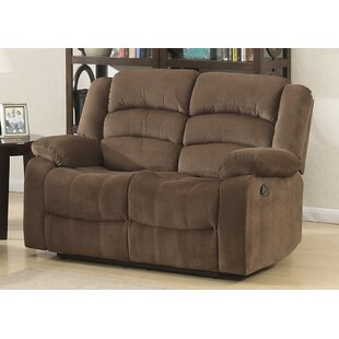 Bill Living Room Reclining Loveseat by AC Pacific