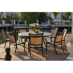 Wabon 9 Piece Dining Set By Darby Home Co