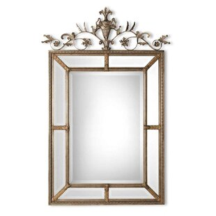 Astoria Grand Gautreaux Le Vau Beveled Mirror