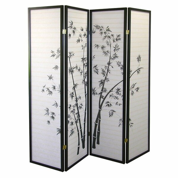 Oriental Furniture Room Divider Stand
