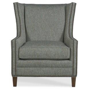 Brook Wingback Chair by Fairfield Chair