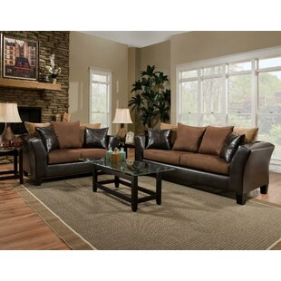Trommler 2 Piece Living Room Set